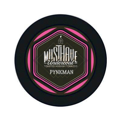 Musthave Tobacco - Pynkman 200g