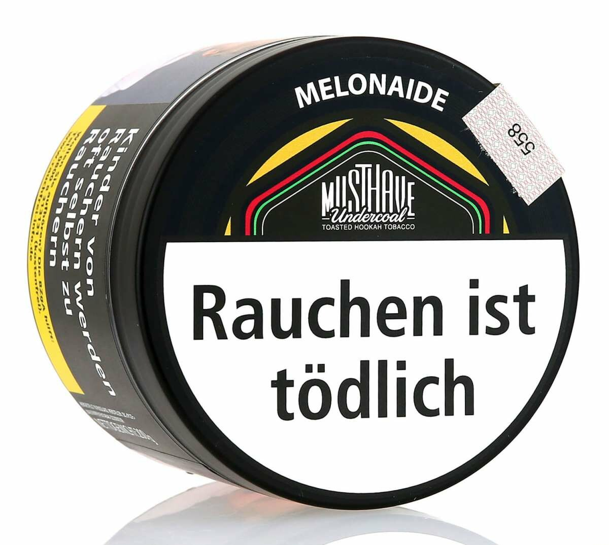Musthave Tobacco - Melonaide 200g
