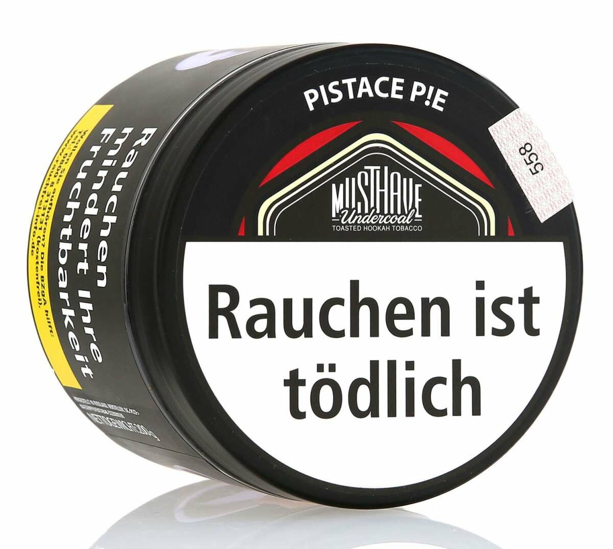 Musthave Tobacco - Pistace P!E 200g