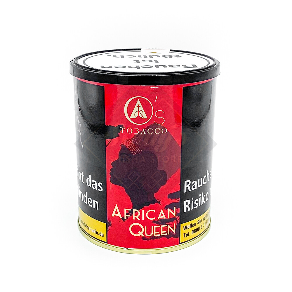 O's Tobacco Red - African Queen 1 KG